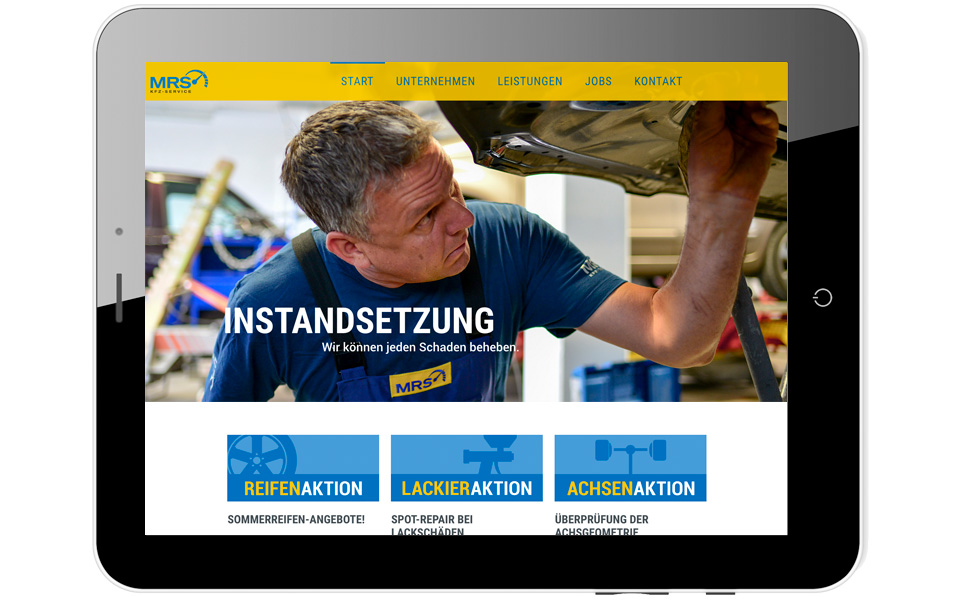 MRS-KFZ Service Süßen/Göppingen